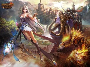 mage class mmorpg