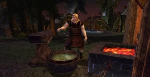 lotro screenshot smithing