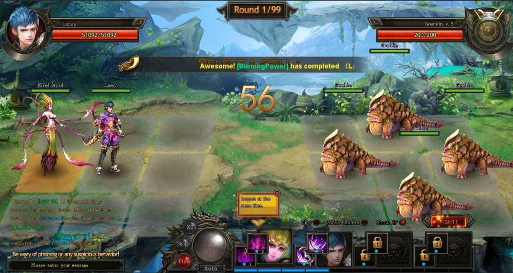 Dragonbone Dynasty MMORPG