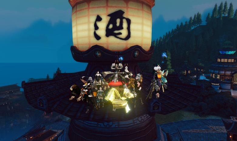 revelation online guild group